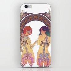 Forbidden Love iPhone & iPod Skin