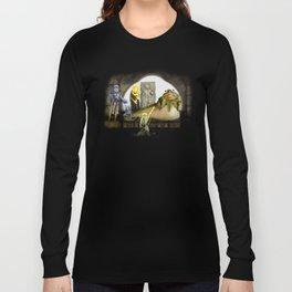 Kermit the Hut Long Sleeve T-shirt