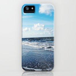 North Sea Beach iPhone Case