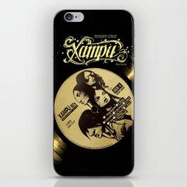 Xampu by Roger Cruz iPhone Skin