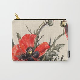 A poppy forever Carry-All Pouch