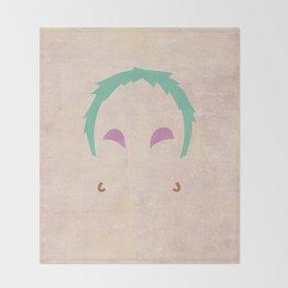 Minimalist Leeron Throw Blanket
