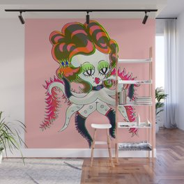 Sexypus Wall Mural