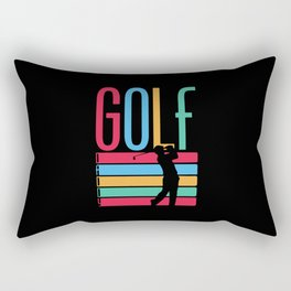 Golf Daddy Rectangular Pillow