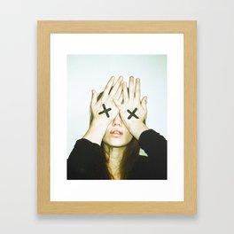 The XX  Framed Art Print
