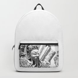 Buddhist Temple Guard Backpack
