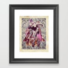 Marry The Night #1 Framed Art Print