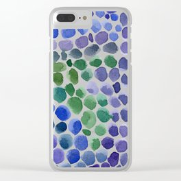 Path to the Secret Garden Clear iPhone Case