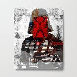 I´m your Tapete Metal Print