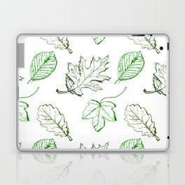 Leaves (greens) Laptop & iPad Skin