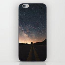 Milky Way, Luddington, Micghian iPhone Skin