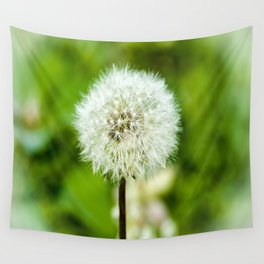 Puff Ball Wall Tapestry