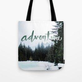 Adventure - Trillium Lake Tote Bag