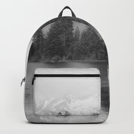 View of Mount Shasta Backpack