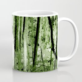 """Ghost in the Aokigahara Fores"" Coffee Mug"