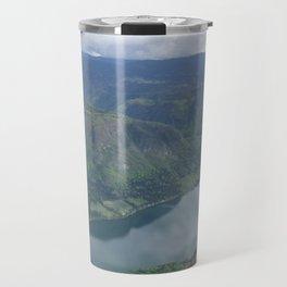 Lake Bohinj, Slovenia Travel Mug