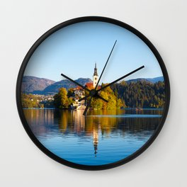 BLED 08 Wall Clock