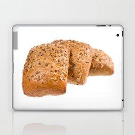 baked graham bread rolls Laptop & iPad Skin