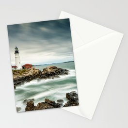 The Portland Headlight Stationery Cards