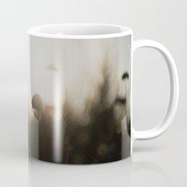 silhouetted ... Coffee Mug