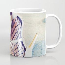 Chace Stuart Cross Legged Coffee Mug