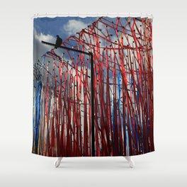 Gdansk III Shower Curtain