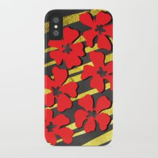 Gold Benihana iPhone X Slim Case