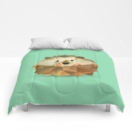 Hedgehog. Comforters