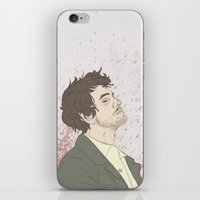will graham iPhone & iPod Skins featuring Will Graham by karley denean