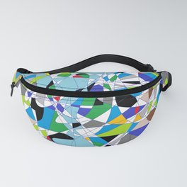 My World is Shattered Fanny Pack