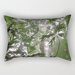 Rainforest from below Rectangular Pillow