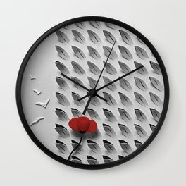 the original perfect place Wall Clock