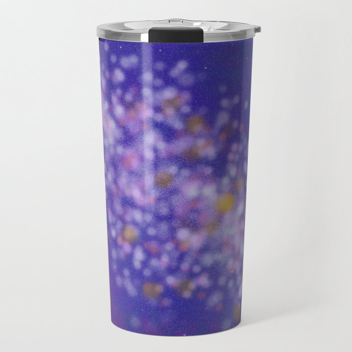 space nebula Travel Mug