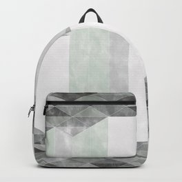 Dusty Triangle columns Backpack