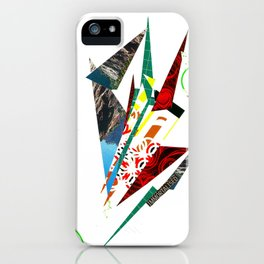 The Non Physical iPhone Case