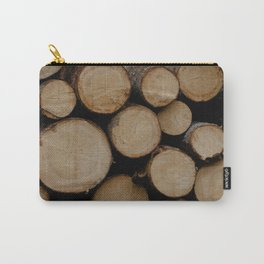 Logs Carry-All Pouch