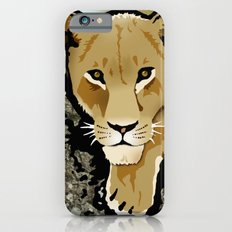 The Lesbian & the Lioness Slim Case iPhone 6s