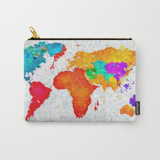 My World of Art   Carry-All Pouch