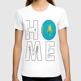 Born in Kazakhstan T-shirt
