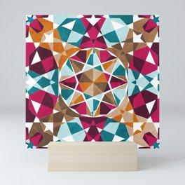 Moroccan Mosaic Mini Art Print