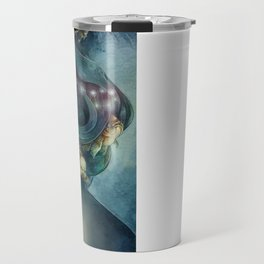 Zodiac Pisces Travel Mug