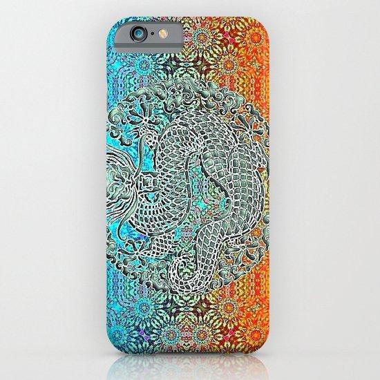 Dragon Garden 2 iPhone & iPod Case