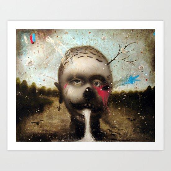 emilio Art Print