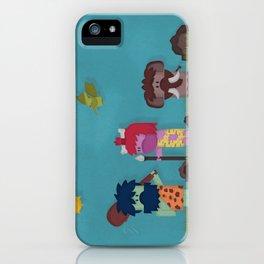 Prehistoricus Monstris iPhone Case