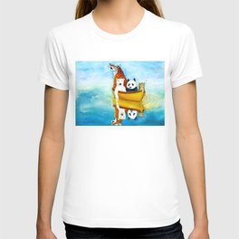 Herbert at Sea T-shirt