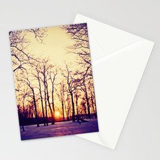 Nothing Gold Can Stay Stationery Cards