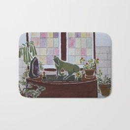 Crisp Sunroom Bath Mat