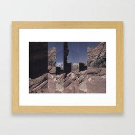 seventeen Framed Art Print