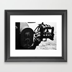 Amperes Framed Art Print