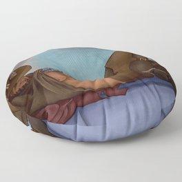 Naptime Floor Pillow